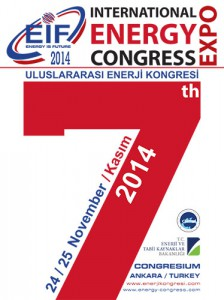 EIF 2014 Ankara, International Energy Congress - Expo in Turkey