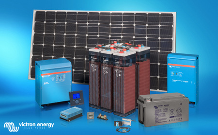 Victron Energy Off-Grid / Stand-Alone
