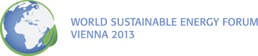 World Sustainable Energy Forum 2013