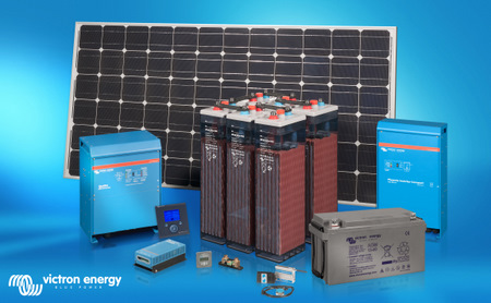 Victron Energy Off-Grid Stand-Alone